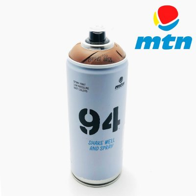 TINTA SPRAY MONTANA 94 400ml MARROM CAFE