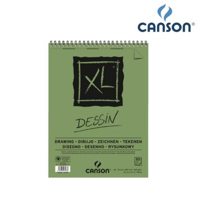 SKETCH DESSIN CANSON A4 160G 50FLS XL