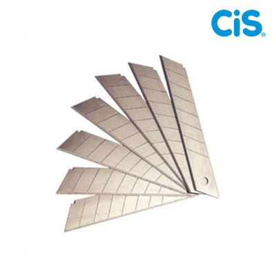 LAMINA CIS ESTILETE 18MM C/10