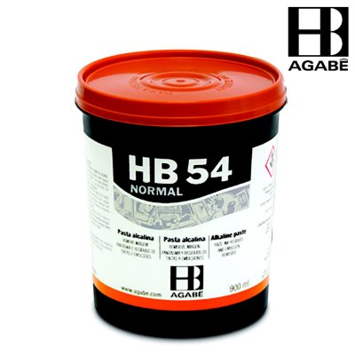 HB54 NORMAL PASTA ALCALINA 900ML