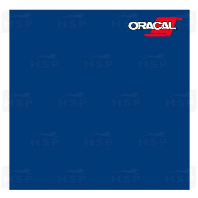 VINIL ORACAL 651 BLUE 067 1,26MT X 1,00MT