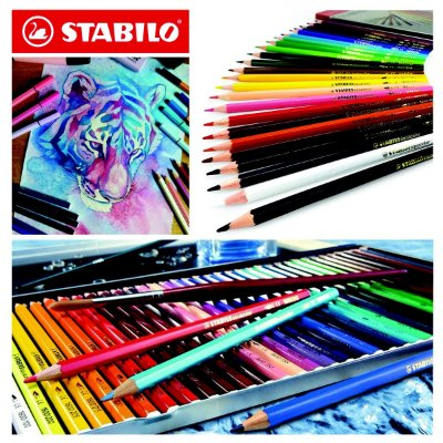 ESTOJO STABILO AQUACOLOR