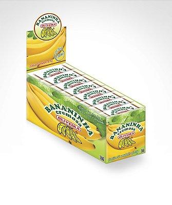 Doce de Banana Cremosa Oliveira - 4 Display com 32 unidades