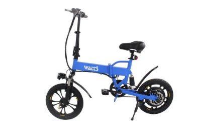 Bicicleta Elétrica BW1