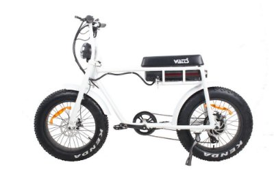Bicicleta Elétrica BW4