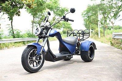 Patinete Triciclo W7