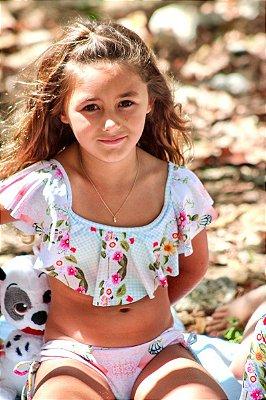 Biquíni Infantil Ensenada - Lilly