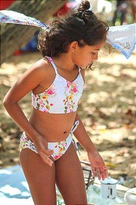 TaD-Biquíni Infantil Lahaina - Lilly
