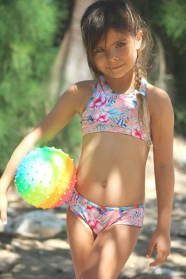 Biquíni Infantil Violet - Lia Rose/Sofia