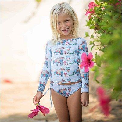 Conjunto Infantil Camisa e Calcinha Kailua - Luna