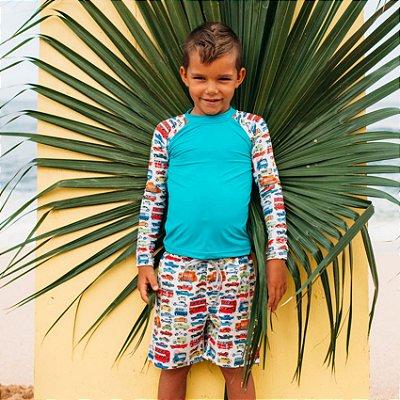 Bermuda Infantil Papeete - Gus