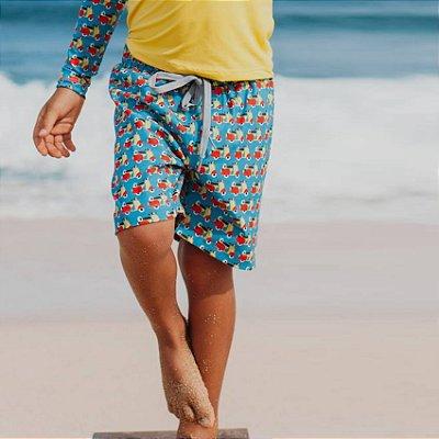 Bermuda Infantil Papeete - Tom