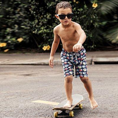 Bermuda Infantil Papeete - Oscar
