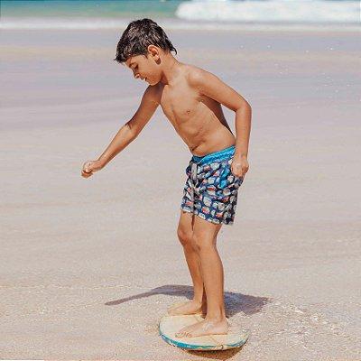 Bermuda Infantil Manoa - Oscar