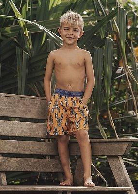 Bermuda Infantil Manoa - Hilo