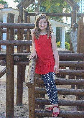 Legging Infantil Lului - Poar