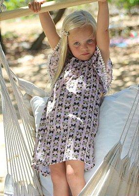 Vestido Infantil Honolua - Nalu