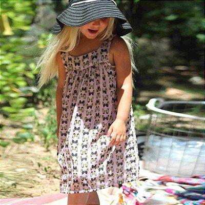 Vestido Infantil Bangkok - Nalu