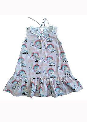 Vestido Infantil Cannes - Rosy