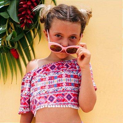 Blusa Infantil Vivi - Jolie