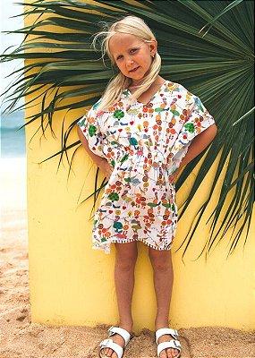 UaK-Bata Infantil Menina Waikiki - Jade