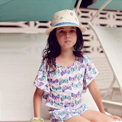 Blusa Infantil Majorca - Moana