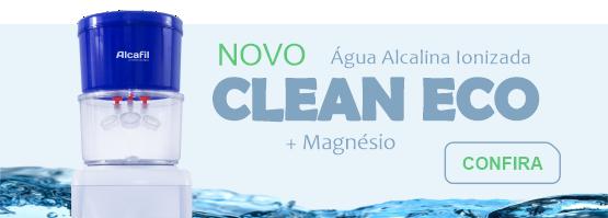 Água Alcalina + Magnésio!
