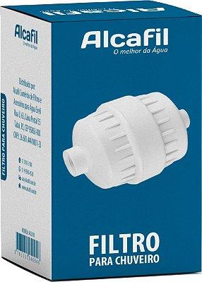 Filtro Para Chuveiro / Ducha - Reduz Cloro e Metais pesados