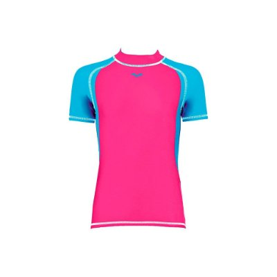 Camiseta Fem Infantil Arena Uv Girl T-Shirt