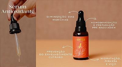Sérum Antioxidante