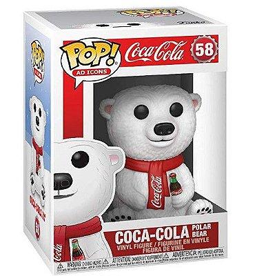 POP Funko - Urso da Coca-Cola #58