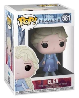 POP Funko - Elsa - Frozen 2 #581