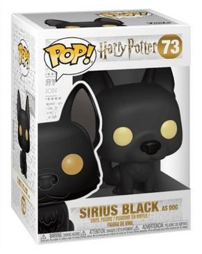 POP Funko - Sirius Black as Dog #73