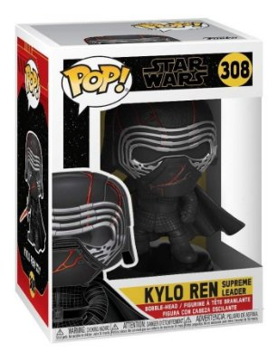 POP Funko - Kylo Ren - StarWars #308