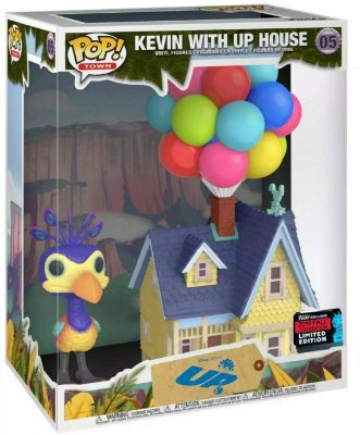 POP Funko - Kevin with UP House #05