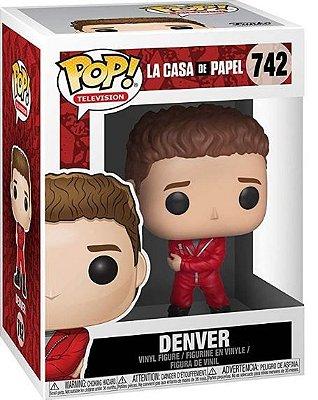 POP Funko - Denver - La casa de papel #742