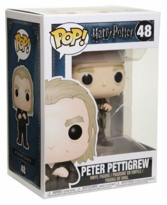 POP Funko - Peter Pettigrew - Harry Potter #48