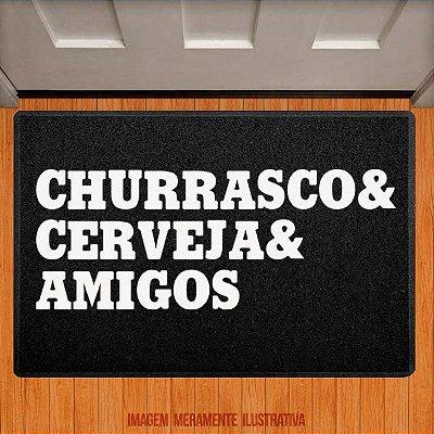 Capacho Churrasco, cerveja e amigos