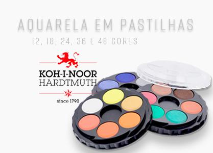Aquarela Koh-I-Noor