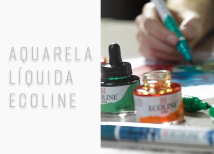 Aquarela Liquida Ecoline