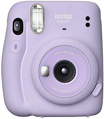 Câmera Instax Mini 11 Lilás
