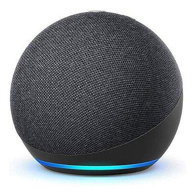 Echo Dot (4ª Geração): inteligência artificial Alexa