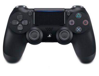 Controle Sony Dualshock 4, PS4, Playstation 4, Sem Fio, Preto