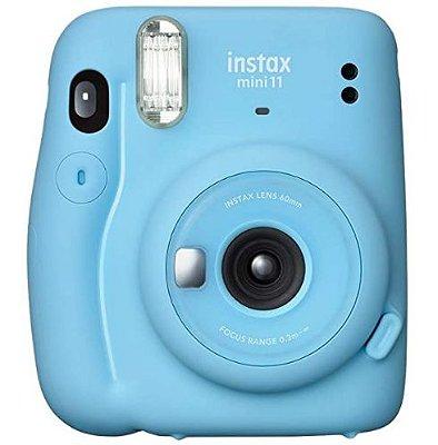 Câmera Instax Mini 11Azul