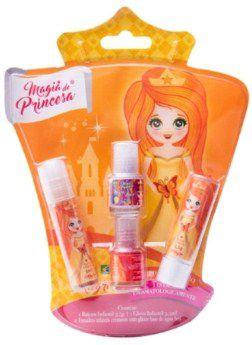 Kit Maquiagem Magia de Princesa Alegre