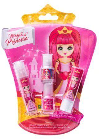 Kit Maquiagem Magia de Princesa Amorosa