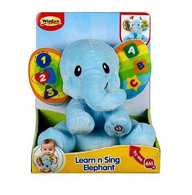 Elefante Dance Comigo