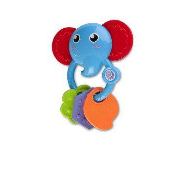 Chocalho Animal Elefante