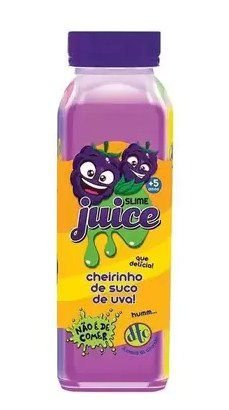 Slime Juice - Massa Gelatinosa Geleca