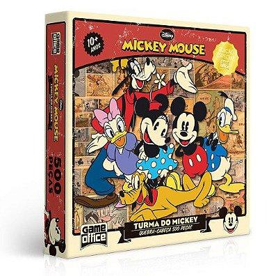 Quebra Cabeça  A Turma do Mickey Mouse